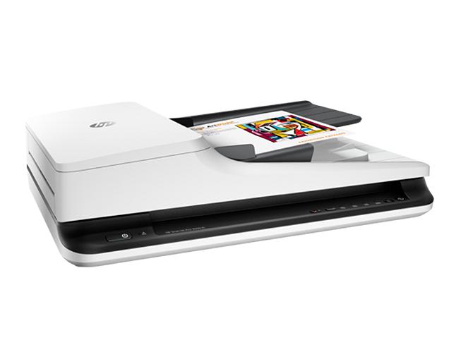 Escáner HP Scanjet Pro 2500 Cama Plana (L2747A)
