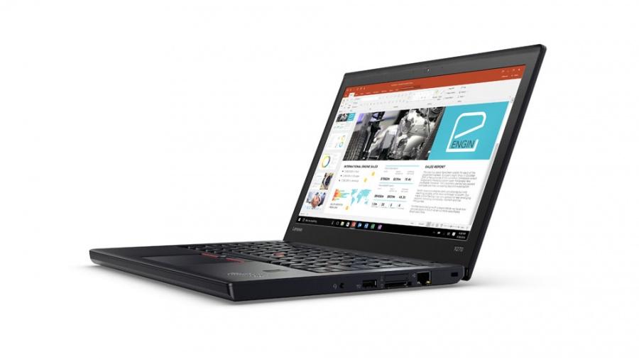 Notebook Lenovo x270 i5-7200U 4GB 1TB