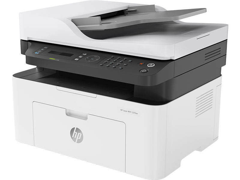 Impresora Laser Hp M137fnw Multifuncion Fax Wifi Escaner