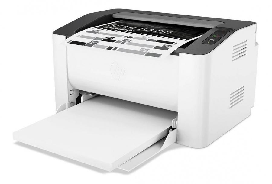 Impresora Laser Hp 107a Monocromatica Conexion Usb