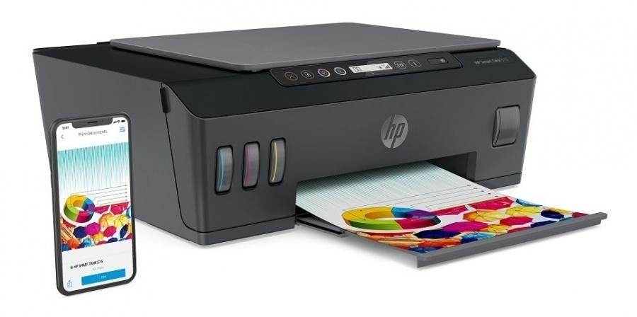 Impresora HP 515 MFP TINTA SMART TANK